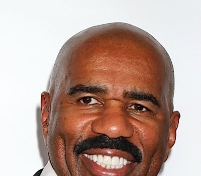 Steve Harvey To Staff: Don't speak to me unless you have an appointment.