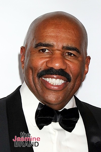 Steve Harvey Makes Jokes About Flint Water Crisis: Y'all ain't even got clean water!