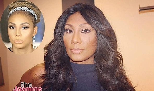 Towanda Braxton Denies Saying Tamar Lied About Miscarriage, Threatens Lawsuit