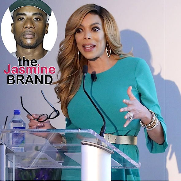 Charlamagne Worked For Wendy Williams For FREE: I didn't get paid for a year & a half.