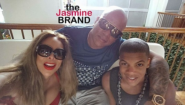 Wendy Williams' Estranged Husband & Son Still Not Speaking After Fight