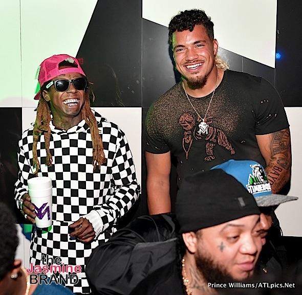 Lil Wayne Goes ATL Clubbing + Chris Rock Tongues Down ...