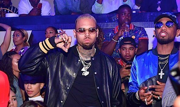 Meek Mill, Karlie Redd, 2 Chainz, Chris Brown Party in Atl [Spotted. Stalked. Scene.]