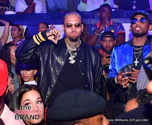 Meek Mill, Karlie Redd, 2 Chainz, Chris Brown Party in Atl [Spotted. Stalked. Scene.]