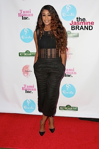 Tami Roman Hosts 'Women Of Influence' Dinner, Torrei Hart, Nina Parker, Brooke Valentine Attend