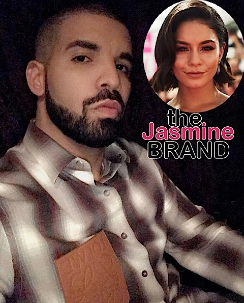 Drake Is Crushing On Vanessa Hudgens + Rapper Clown's Dad's Fashion [VIDEO]