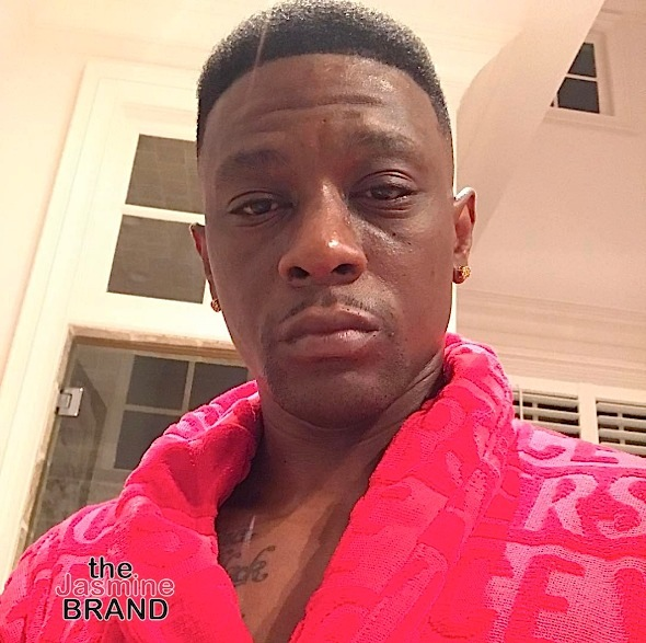 Social Media Critiques Rapper Boosie For Having Hefty Amount Of Junk Food