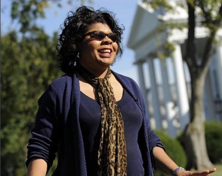 April Ryan Named Journalist Of The Year