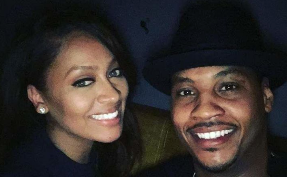 "Lala Addresses Split From Carmelo Anthony ""Things happen"""
