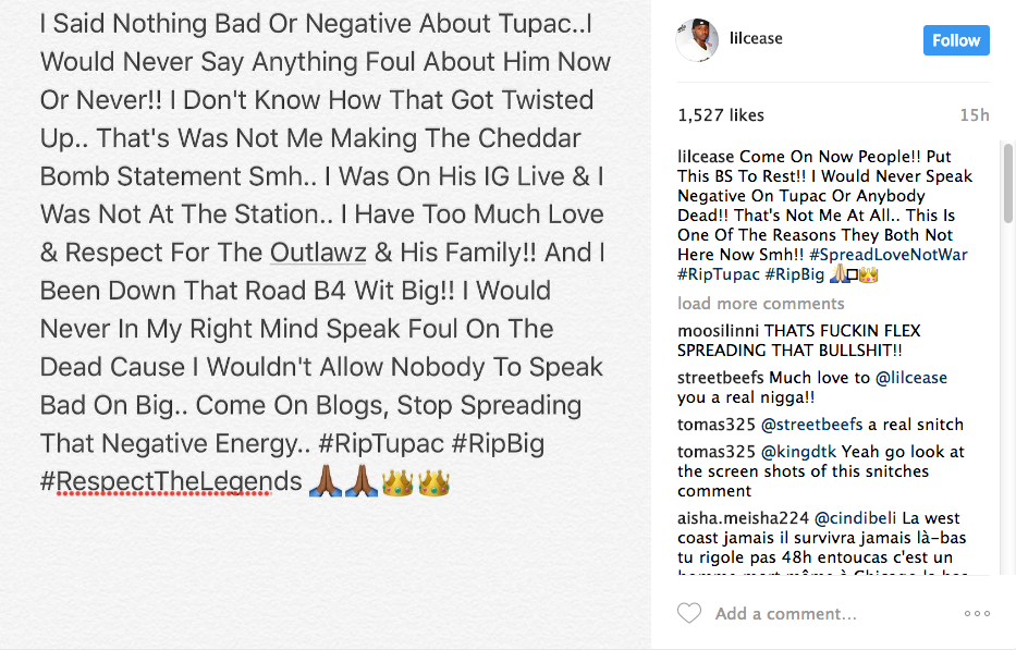Funk Flex Claims Tupac Shot Himself