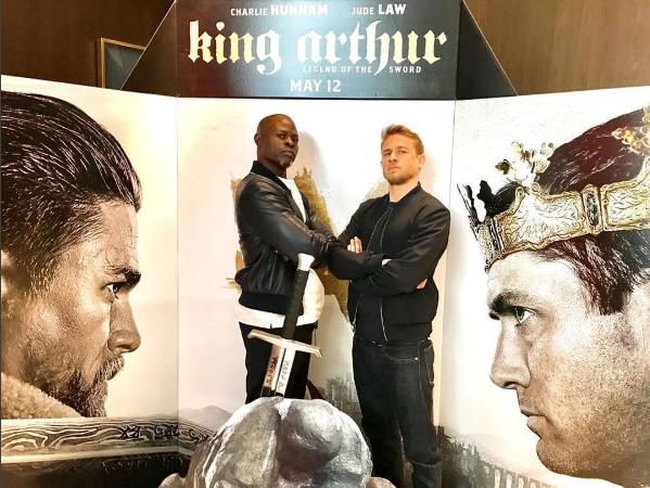 KING ARTHUR: LEGEND OF THE SWORD Trailer [VIDEO]