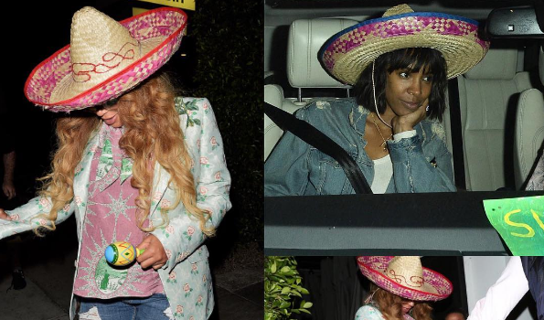Cassie & Diddy, Beyonce & Kelly Rowland + Adrienne Bailon, Loni Love Celebrate Cinco De Mayo [Photos]