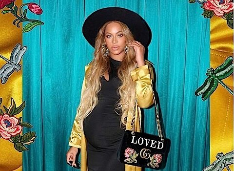 Beyonce Rocks Gucci, Stella McCartney & Pregnancy Glow [Photos]