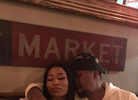 Nas & Nicki Minaj Get Flirty, Social Media Responds [Photo]
