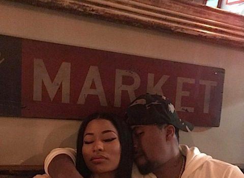 Nas & Nicki Minaj Get Flirty, Social Media Responds [Photo]