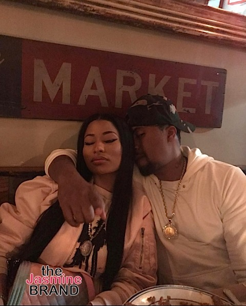 Nas & Nicki Minaj Get Flirty, Social Media Responds