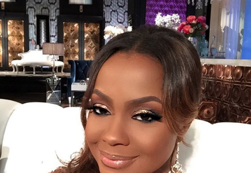 Phaedra Parks Allegedly Negotiating More Money For RHOA Contract