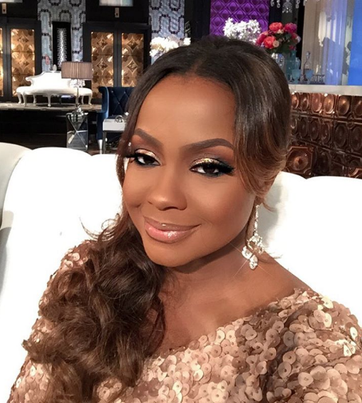 Phaedra Parks Blames Producer For Rape & Drug Rumor