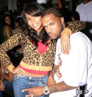 Former boyfriend and girlfriend couple: Slim Thug and Letoya Luckett