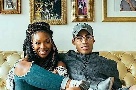 Meet Brandy's Rumored Boyfriend [Photos]