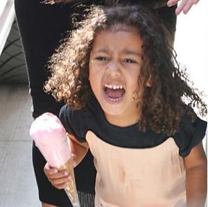 Kim Kardashian's Daughter North West Yells At Paparazzi [VIDEO]