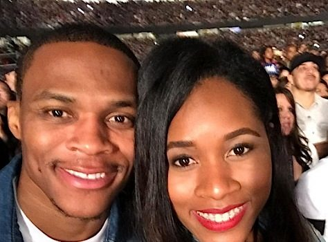 NBA Baller Russell Westbrook & Wife Welcome 1st Child