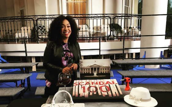 "Shonda Rhimes Explains Why She's Ending ""Scandal"""
