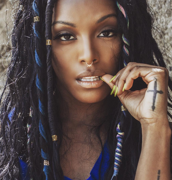 Dawn Richard Talks Fight w/ Aubrey O'Day & Plastic Surgery Backlash