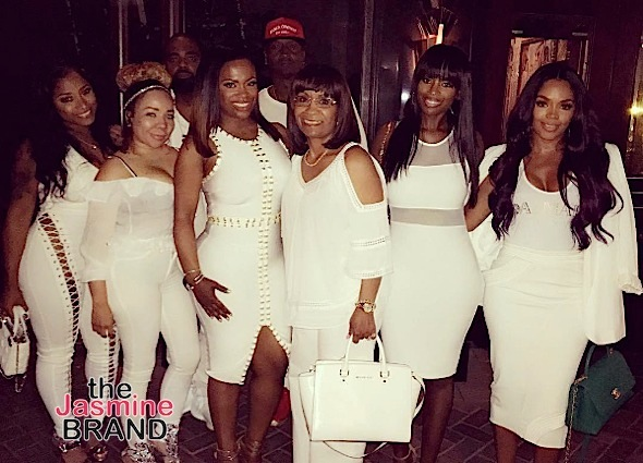 Kandi Burruss Celebrates B-Day Bash: Tiny Harris, Rasheeda & Kirk Frost, Marlo Hampton