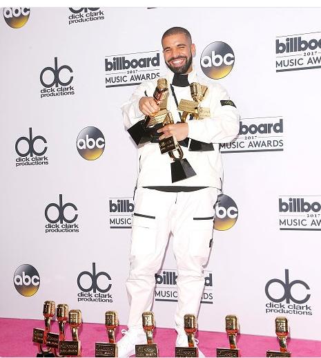 Drake Makes History Snagging 13 Billboard Music Awards + Complete Winner List