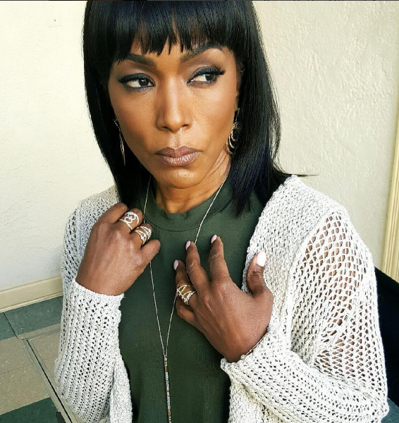 Angela Bassett Recalls Mother's Ex Boyfriend Molesting Her When She Was 12 'It Was Devastating'