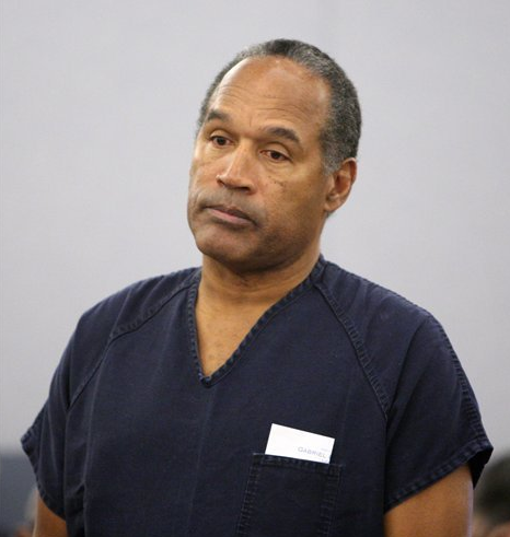 OJ Simpson Could Be Released From Prison This Year