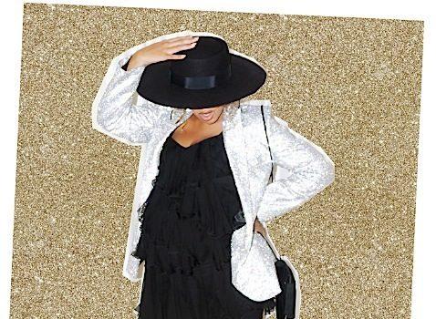 Beyonce Attends Jessica Alba's Prince vs. MJ B-Day [Photos]