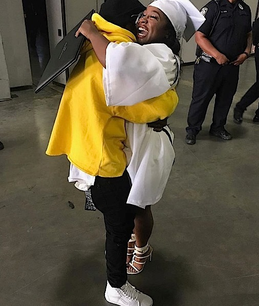 Nene Leakes, Lil Wayne & Toya Wright Celebrate Kids Graduation