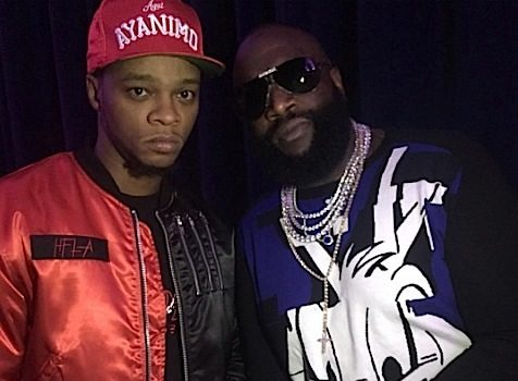 Remy Ma's Husband Papoose Signs To Rick Ross' MMG