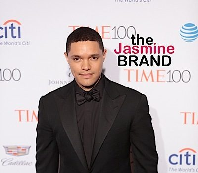 Trevor Noah Recalls His Mother Being Shot In The Head
