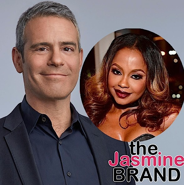Andy Cohen Doesn't Believe Producers Told Phaedra Rape Rumor + Why He Won't Pay Husbands On Show
