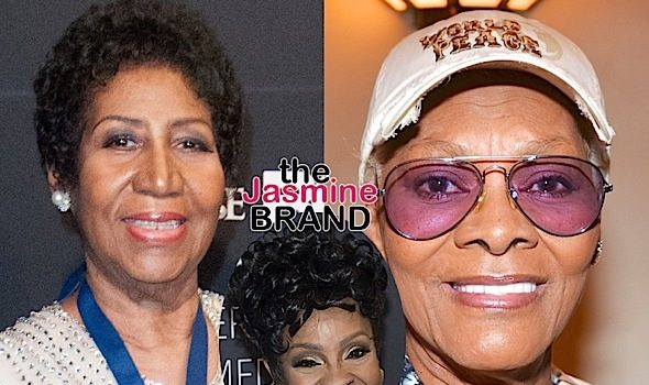 Gladys Knight Sides w/ Dionne Warwick, Calls Out Aretha Franklin: She causes rift-raft! [VIDEO]