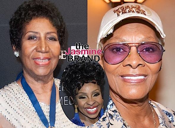 Gladys Knight Sides w/ Dionne Warwick, Calls Out Aretha Franklin