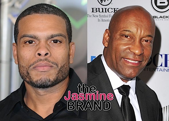 Benny Boom Disappointed In John Singleton