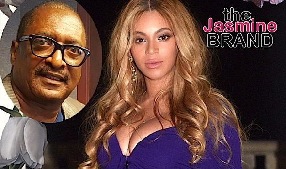 Mathew Knowles Confirms Beyonce's Twins Are Here!