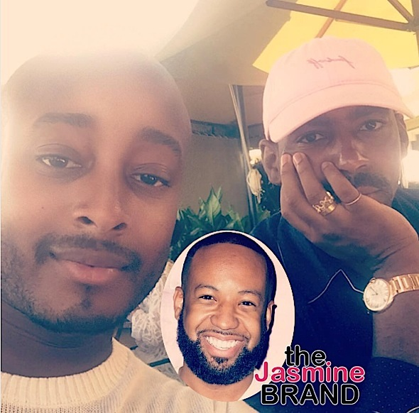 Celeb Stylist Jason Bolden & Hubby Snag Reality Show, Carlos King to Produce
