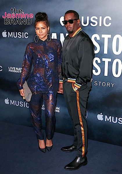 Cassie Sends Condolences To Kim Porter, Tells Diddy: You're Already The Best Father!
