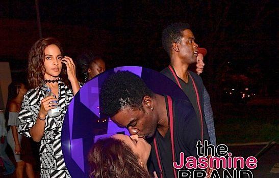 Lil Wayne Goes ATL Clubbing + Chris Rock Tongues Down Girlfriend Megalyn
