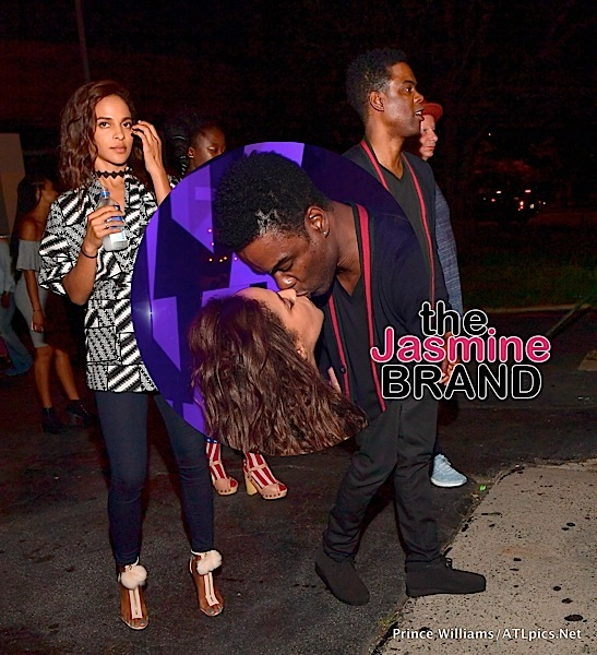 Lil Wayne Goes ATL Clubbing + Chris Rock Tongues Down Girlfriend Megalyn