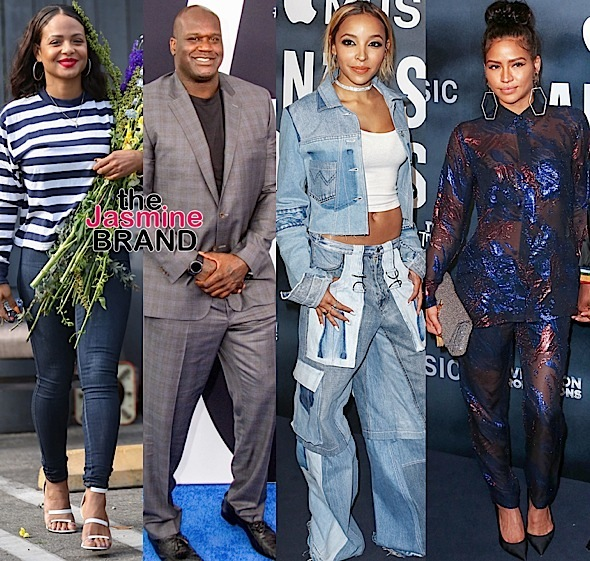Diddy, Niecy Nash, Christina Milian, Shaq, Tinashe, Cassie [Celebrity Stalking]