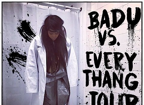 Erykah Badu Announces 'Badu vs. Everythang Tour'