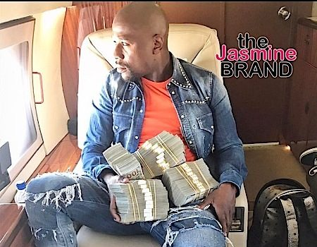EXCLUSIVE: Floyd Mayweather –$3.3 Mill Tax Lien Released, Still Owes $29 Mill