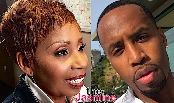 Safaree Samuels To Iyanla Vanzant: Fix my life please.