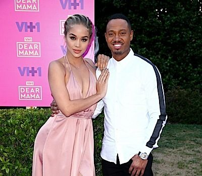 Terrance J & Girlfriend Jasmine Sanders Allegedly Flee Car Crash After Hitting Tree